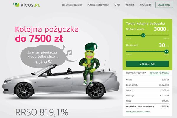 Vivus Dobra  zadzwoń 600 111 551